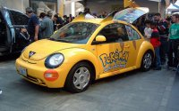 Запрет Volkswagen на игру Pokemon Go