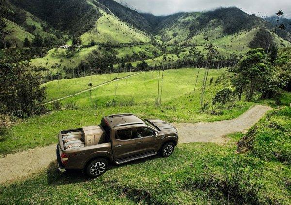 Безопасность нового Renault Alaskan