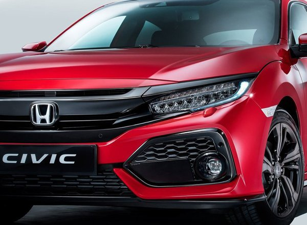 Новая Honda Civic
