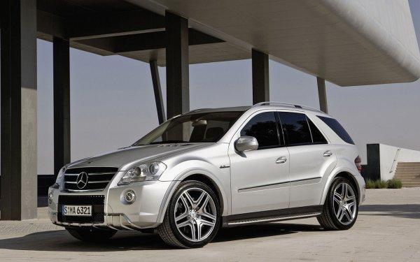 Mercedes ML 63
