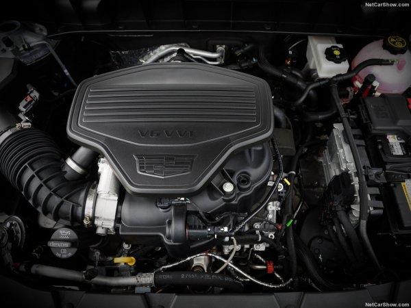 V6 3,5 VVT 310 л.с Cadillac XT5