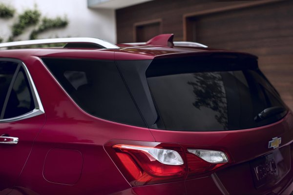 Задняя оптика Chevrolet Equinox