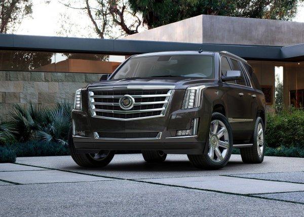 Новая генерация Cadillac Escalade