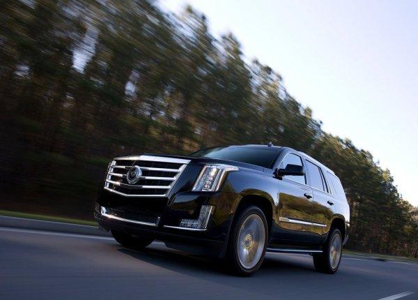 Комплектации нового Cadillac Escalade 2016