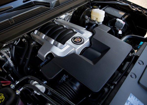 Двигатель внедорожника