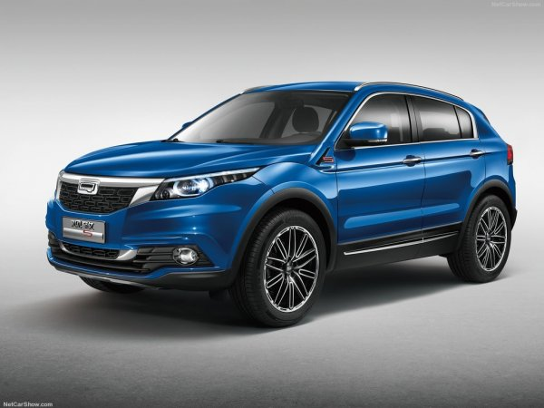 Qoros 5 SUV 2016