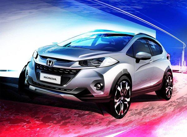 Концепт Honda WR-V