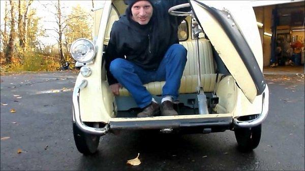 Самые необычные на вид автомобили: Топ 10