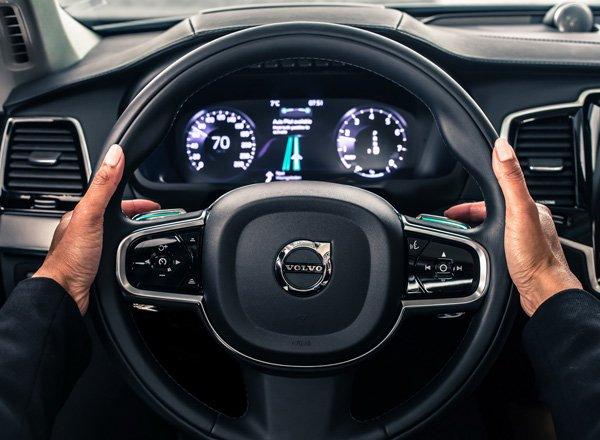Цена автопилота от компании Volvo