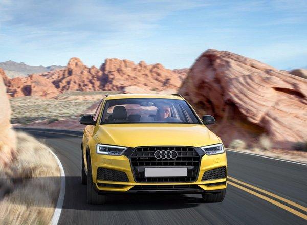 Audi Q3 quattro S line competition