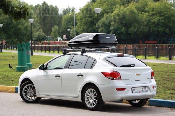 Как установить автобокс на крышу автомобиля