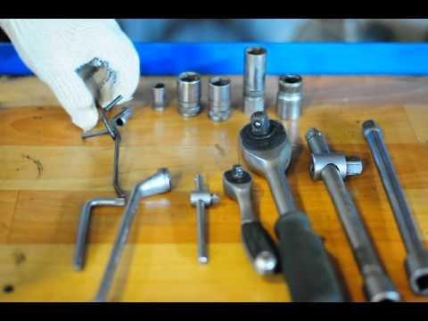 Инструменты для замены ГРМ на Рено Логан 8 клапанов