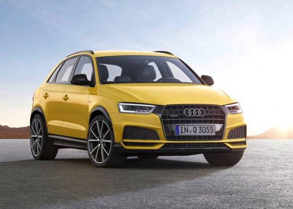 Audi Q3 S line 2017