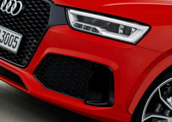 Светодиодная оптика Audi RS Q3