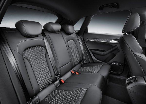 Задние сиденья Audi RS Q3