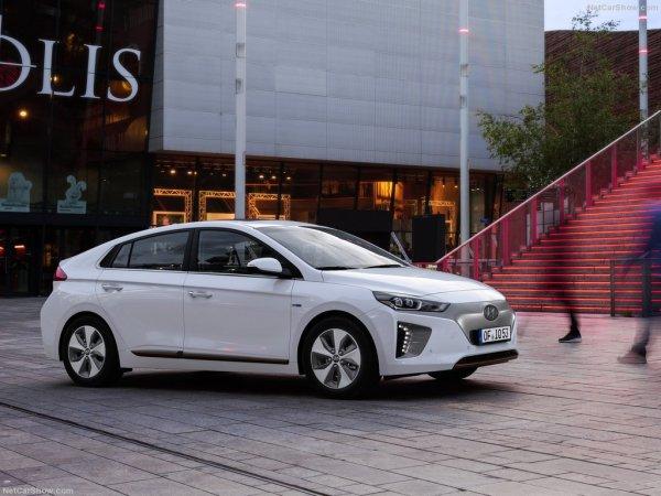 Профиль Hyundai Ioniq 2016