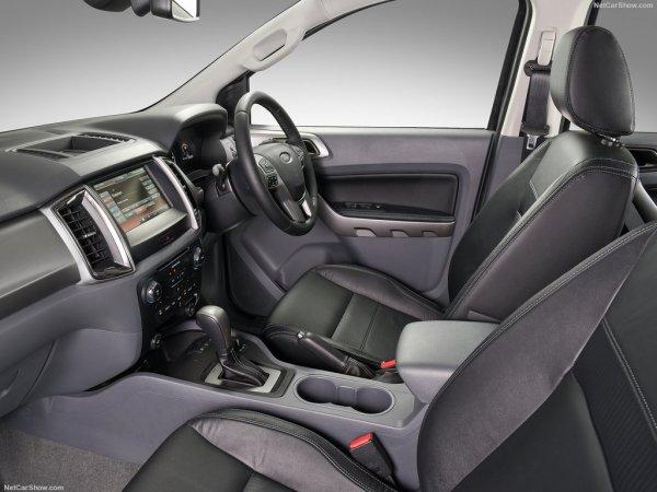 Форд рейнджер видео обзор