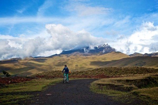 Cotopaxi Volcan, Эквадор