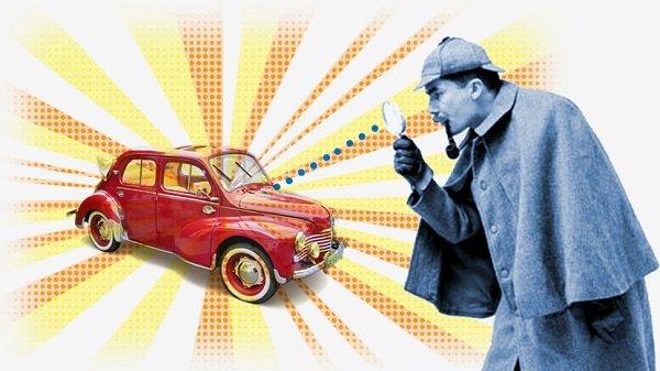 Что делать, если у вас угнали автомобиль