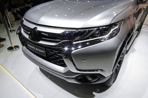 Mitsubishi Pajero 2017 - обзор