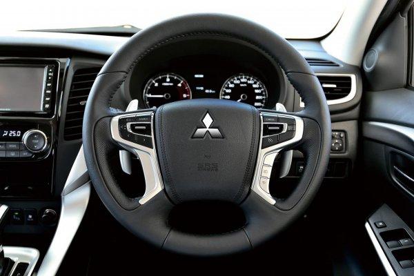 Руль Mitsubishi Pajero Sport 2017