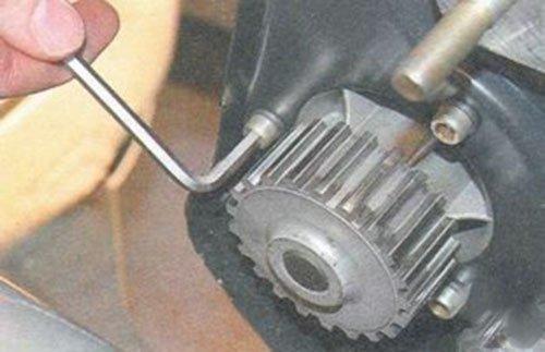 Замена помпы приора 16 клапанов своими руками фото 942