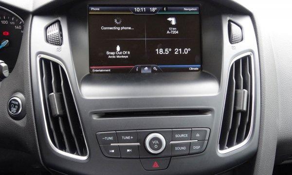 Мультимедиа Ford Focus