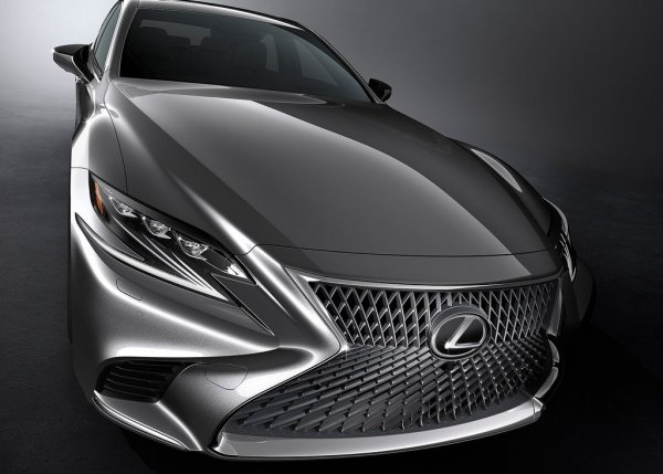 Новая генерация Lexus LS 500 2018