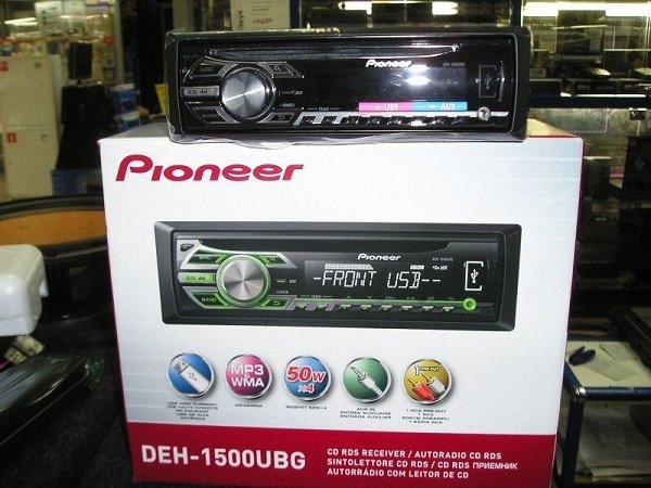 Настраиваем автомобильную магнитолу Pioneer