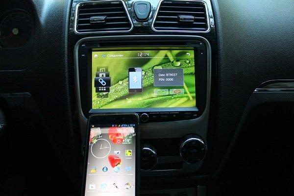 Как подключить телефон к автомобильной магнитоле