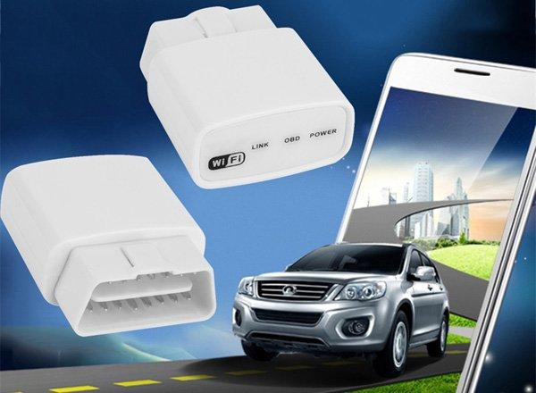 Универсальный ELM327 Wi-Fi OBD2 Авто Диагностический Интерфейс