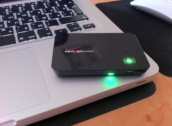 Переносной Wi-Fi модем