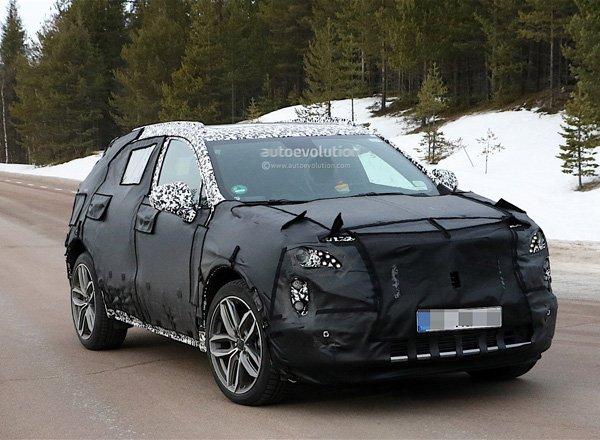 Новый Cadillac XT3