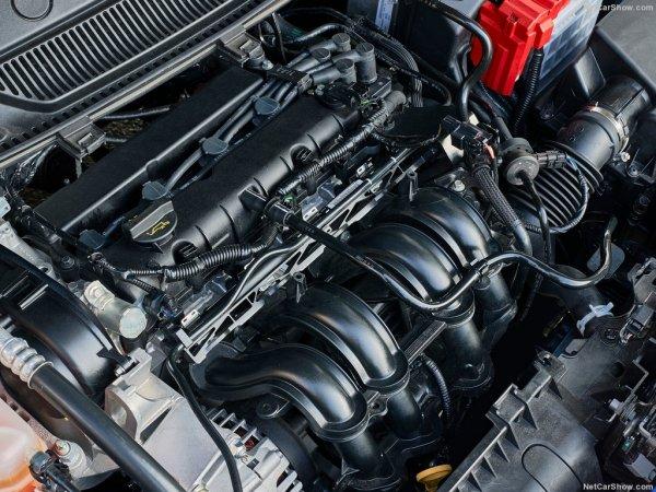 Ford Ka Plus 1,2L 85 л.с