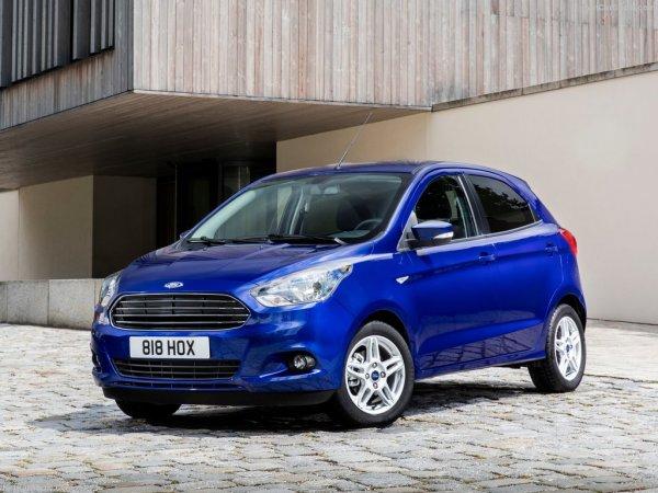 Новое поколение Ford Ka Plus