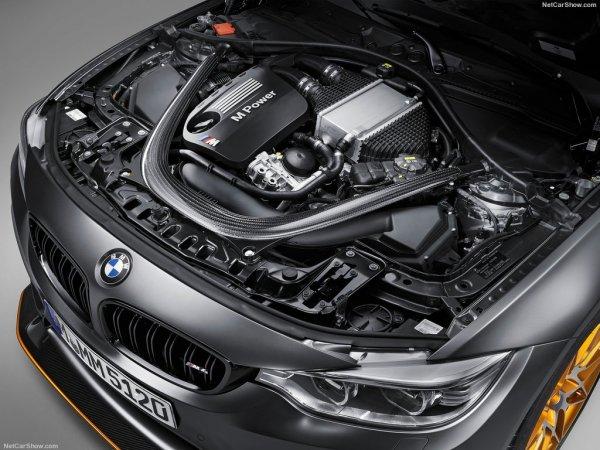 BMW M4 GTS 2016, двигатель