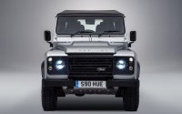 Компания Ineos создаст прототип Land Rover Defender