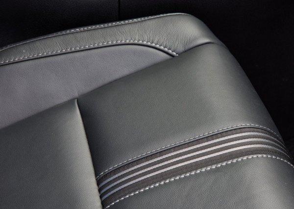 Прошивка сидений