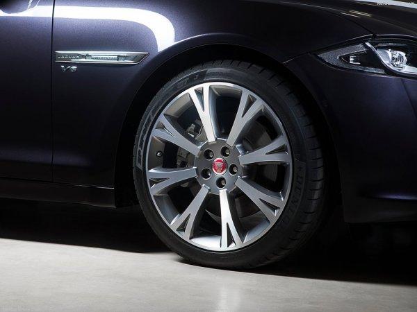 20-дюймовые диски Jaguar XJ 2016-2017