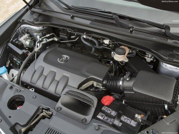 Acura RDX 2017, двигатель