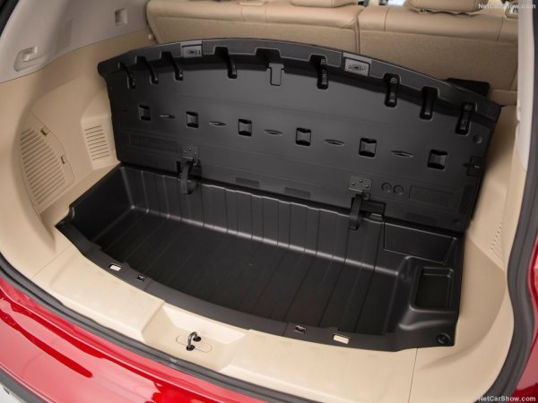 Багажник Rouge 2017