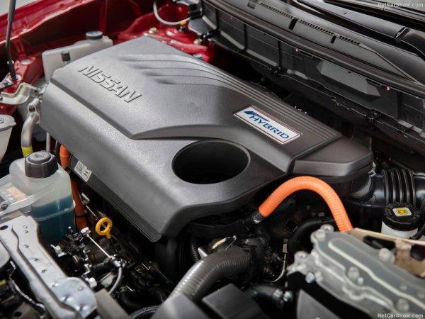 Фото двигателя 2,5л 173 л.с Nissan Rogue