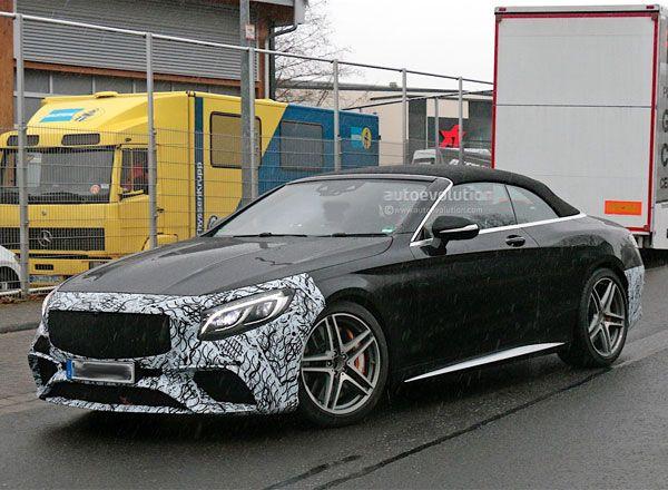 Mercedes AMG S63 Cabriolet