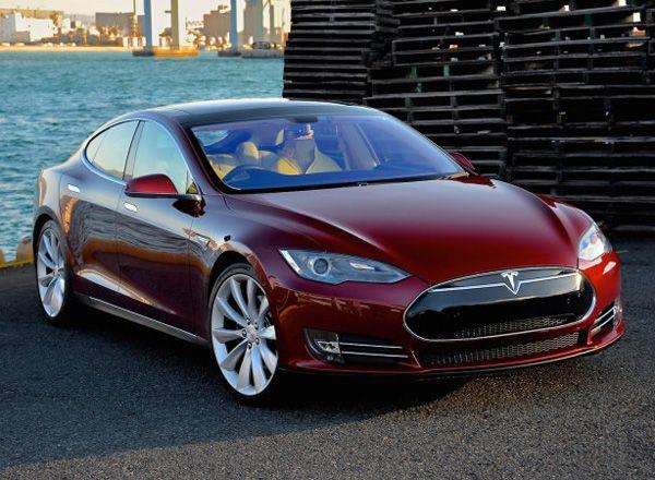 Tesla Model S60D 2016
