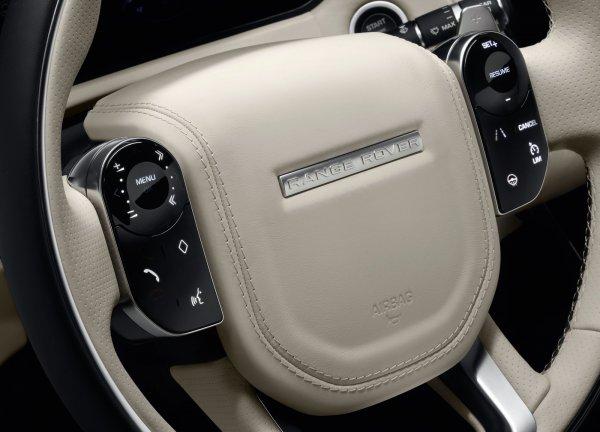 Руль управления Range Rover Velar