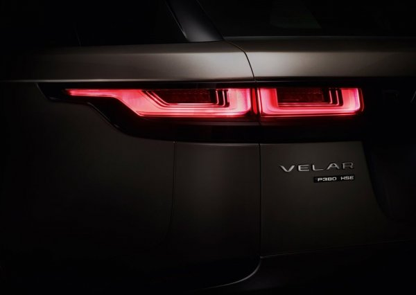 Задняя оптика Range Rover Valer