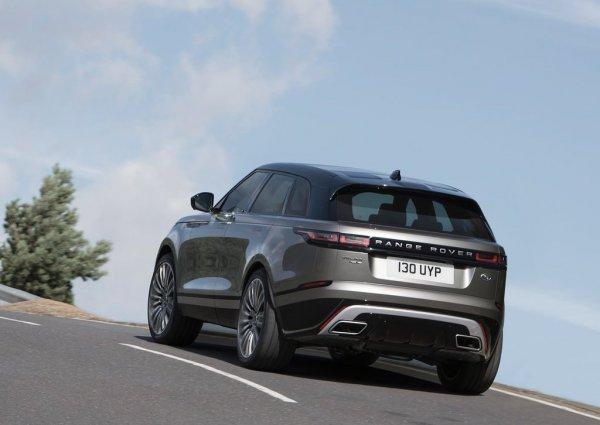 Задняя оптика Land Rover Range Rover Velar