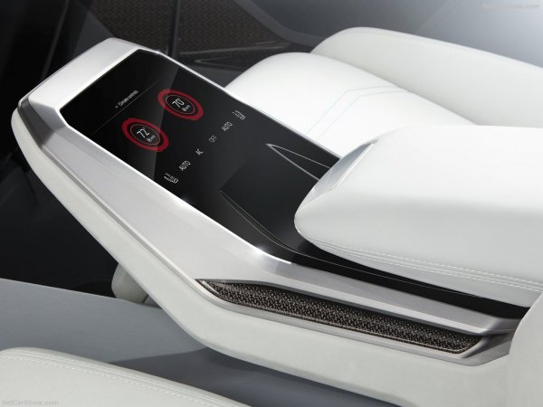 Панель климат-контроля Audi Q8