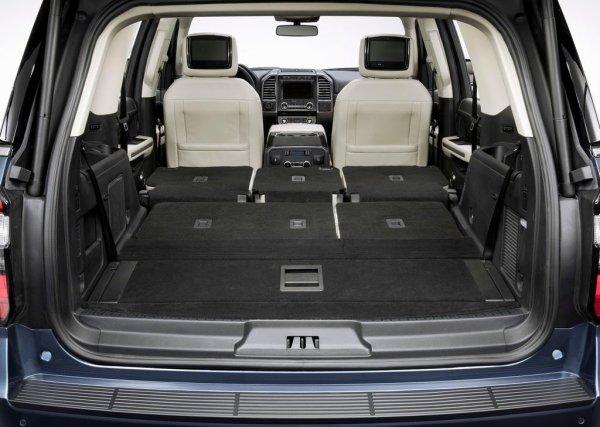 Багажник Ford Expedition 2017
