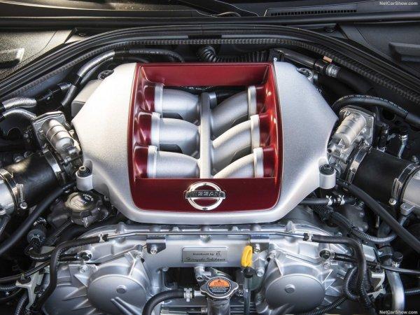 Двигатель Nissan GT-R 3,8L 565 лошадей